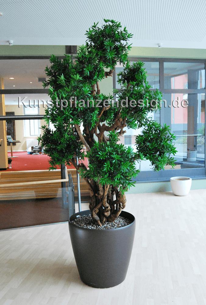 Kunstliche Bonsaibaume Wurzelholzer Liana Kunstpflanzen